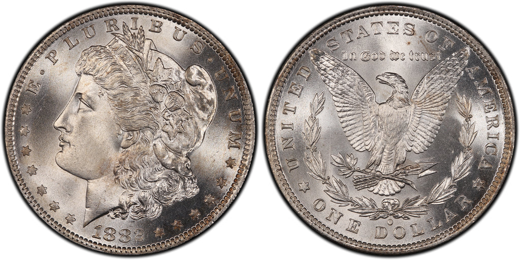 1882-O Morgan Silver Dollar (13 of 50)  - (R4)  - As part of the (50) and (10) coin set, this coin is available. As a single coin purchase in this venue, refer below.