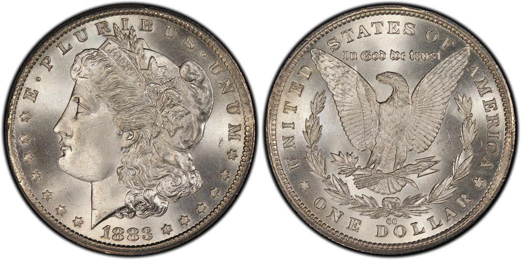 1883-CC Morgan Silver Dollar (16 of 50)  - (R5)  - As part of the (50) and (10) coin set, this coin is available. As a single coin purchase in this venue, refer below.