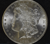 "Image of 1884 CC ""GSA HOARD"" $1 NGC MS64 (#17 of Top 20) Morgan Silver Dollar"
