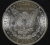 "Image of 1884 CC ""GSA HOARD"" - GEM - $1 NGC MS65 (#17 of Top 20) Morgan Silver Dollar"