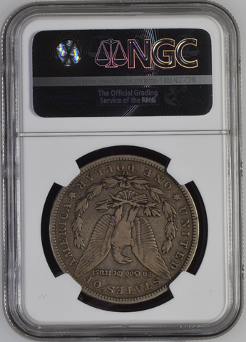 1889-CC NGC VF-20 (#2 of Top 10)
