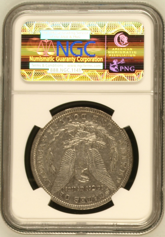 "1894-P NGC VF-30 ""Key Date"" (#3 of Top 10) SOLD"