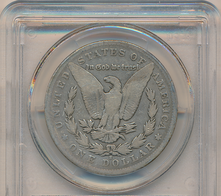 1895-S PCGS G4 (Key Date) SOLD