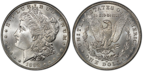 1898-O Morgan Silver Dollar (38 of 50) - (R2)  - As part of the (50) and (10) coin set, this coin is available. As a single coin purchase in this venue, refer below.