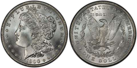 1900-O Morgan Silver Dollar (41 of 50) - (R3)  - As part of the (50) and (10) coin set, this coin is available. As a single coin purchase in this venue, refer below.