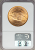 Image of 1909-S Saint Gaudens Double Eagle NGC MS66
