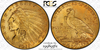 Image of 1911-D (Strong D) Quarter Eagle  PCGS MS66