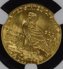 Image of 1911 Indian Quarter Eagle  NGC MS66