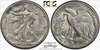 Image of 1921-S Walking Liberty Half Dollar PCGS MS63 *Choice Uncirculated Walker Rarity!