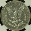 Image of AU Morgan Key - 1893-S Morgan Dollar NGC AU50 (#1 of Top 10)