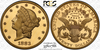 Image of A Heart Melter - 1883 Liberty Double Eagle PCGS PR65+ DCAM