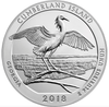 Cumberland Island - Georgia - 2018 - 5 Ounce Silver Coin SOLD OUT
