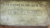 "SOLD OUT - Engelhard & Johnson Matthey- 100oz Silver Bars- All Silver is CME & London Approved (Spot + $6.75)- Call for the ""Lowest Price"" Anywhere! ****Available for Immediate delivery****"