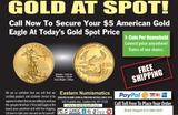 Image of Gold At Spot! THIS OFFER IS TEMPORARILY ON HOLD On This Page (Look Below)