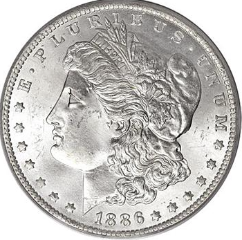 50 Coin Morgan Silver Dollar Set