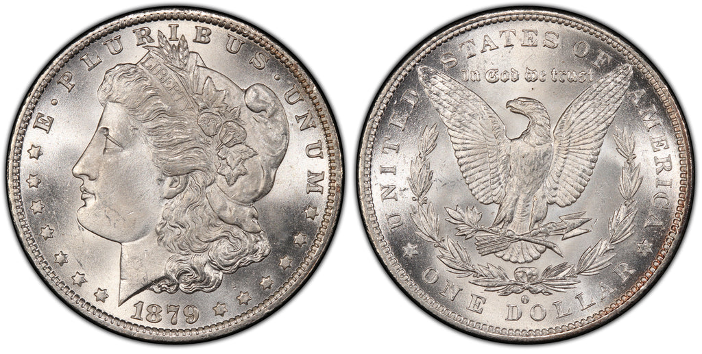 1879-O Morgan Silver Dollar (4 of 50)  - (R5)  - As part of the (50) and (10) coin set, this coin is available. As a single coin purchase in this venue, refer below.