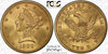 Rare Gem $10 Lib – 1906 Liberty Eagle PCGS MS66