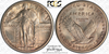 Image of Satiny Sixteen Rarity – 1916 Standing Liberty Quarter PCGS/CAC MS64FH