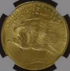 Image of Seldom Seen Gem Saint – 1913 Saint Gaudens Double Eagle NGC MS65