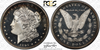 Sensational 1895 Morgan Dollar PCGS/CAC PR67 Cameo
