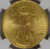 Image of Superb and Satiny Saint – 1928 Saint Gaudens Double Eagle NGC MS67