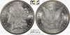 """Very Choice CC Morgan $1 Rarity"" – 1893-CC Morgan Dollar PCGS MS64 - (#4 of Top 10)"
