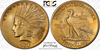 Image of Very Rare Gem $10 Indian – 1930-S Indian Eagle PCGS MS65