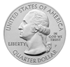 George Washington - 50 State Quarter Collection - 5oz .999 Pure Silver Coin - SOLD OUT