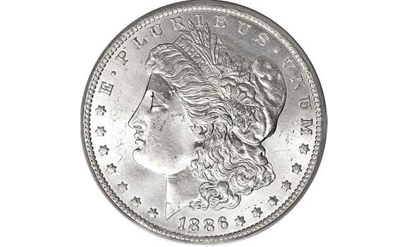 Morgan Silver Dollar Collection