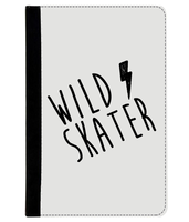 iPad Mini ECO PELLE  Flip Case WILD SKATER