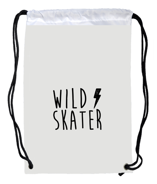 Gym Sack WILD SKATER - EUROPE ONLY