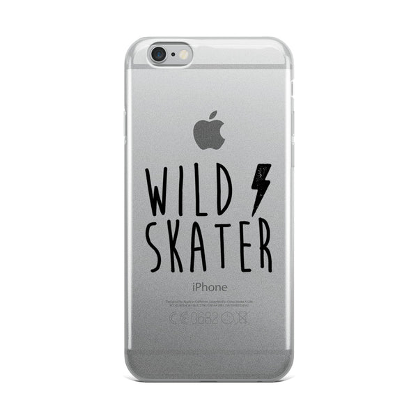iPhone Case WILD SKATER