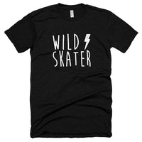 T-shirt Unisex Adulti WILD SKATER - USA - ARGENTINA ONLY