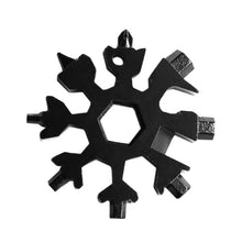 Load image into Gallery viewer, 18 in 1 Snowflake Multi-tool - Best Christmas Gift