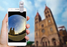 Load image into Gallery viewer, 3 in 1 Phone Lens