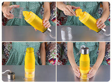 Load image into Gallery viewer, Fruit Infuser Water Bottle