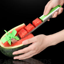 Load image into Gallery viewer, Easy Life™ Windmill Watermelon Slicer
