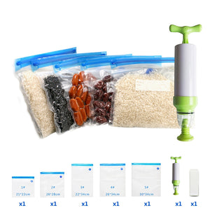 Easy Life ™ Vacuum Sealer Bags With Pump