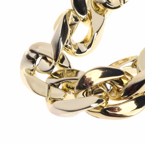 Gold Chain Pets Safety Collar