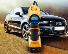 Load image into Gallery viewer, Digital Car Tire Air Pump