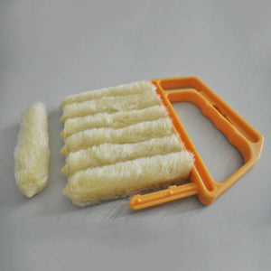 Portable Window Brush
