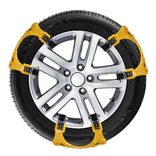 Load image into Gallery viewer, Anti-skid Car Tire Snow Chains