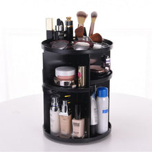 Load image into Gallery viewer, 360 Rotating Make-up Organizer