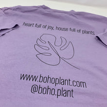 Load image into Gallery viewer, Boho Plant Comfort Color 'Orchid' T-Shirt