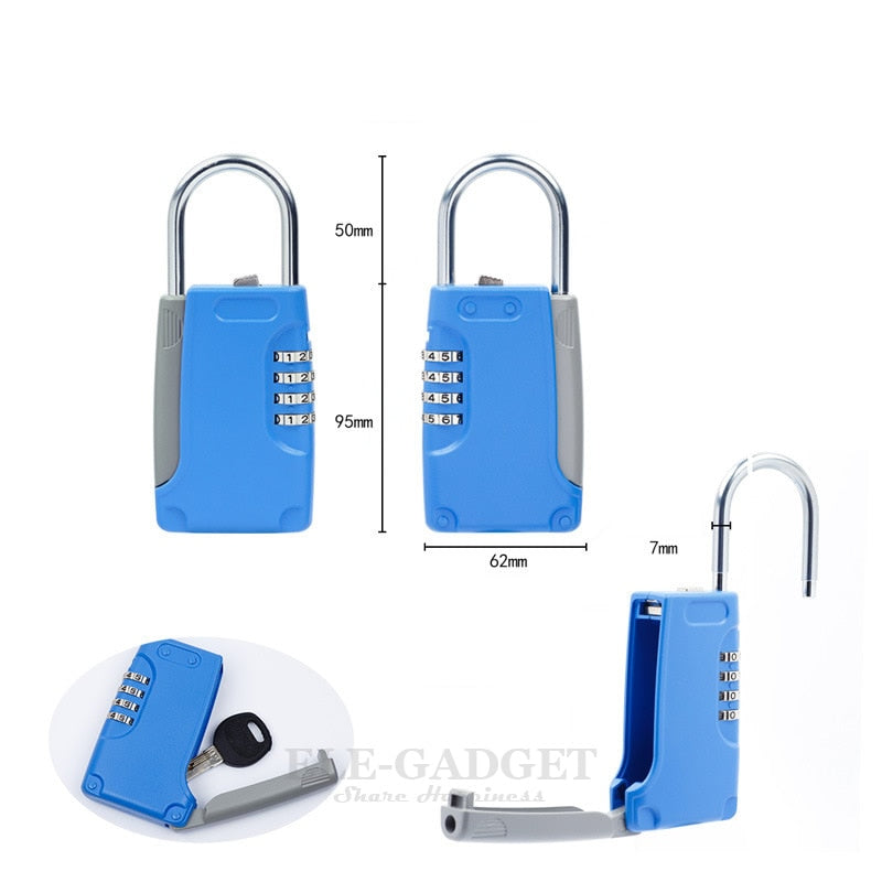 Key Cabinet With Digital Lock E Pass   Mail Cabinet