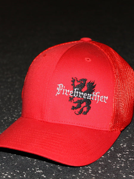Firebreather Hat Trucker -SOLD OUT!