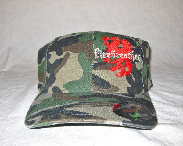 Firebreather Hat Camo - SOLD OUT!