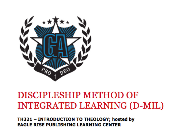 TH321 - Introduction to Theology