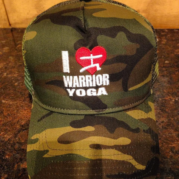 Warrior Yoga Hat