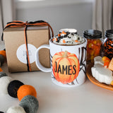 Personalized Hot Chocolate Mug